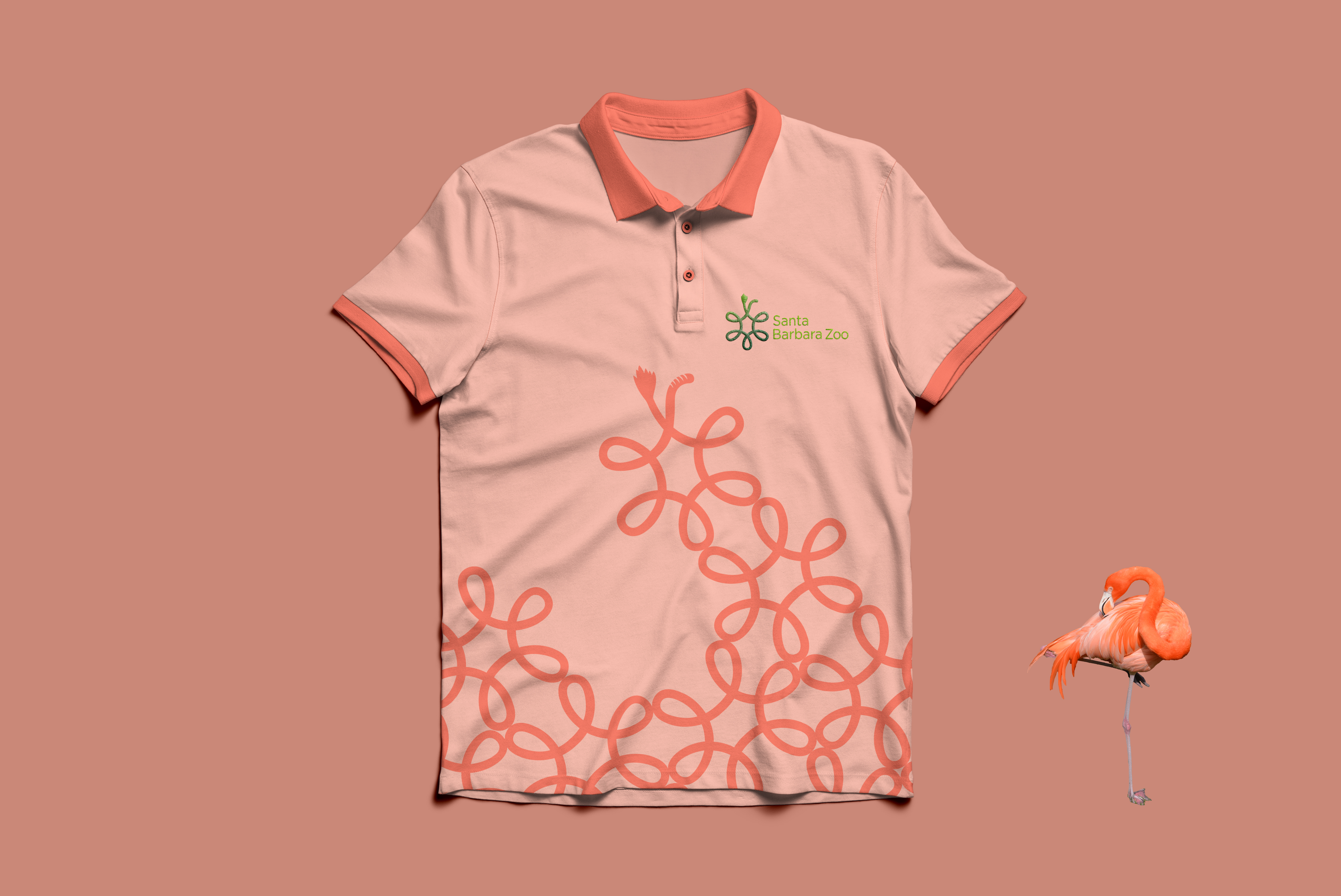 SBzoo uniform-flamingo